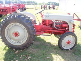 Antique Tractor & Implement Auction