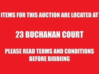 DO NOT BID, INFORMATION ONLY. PLEASE READ!