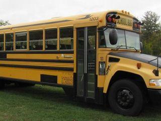 2008 Bluebird BBCV3310S School Bus