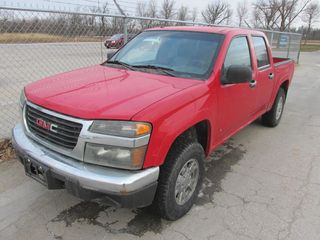 2006 GMC CANYON CREW CAB 4X4
