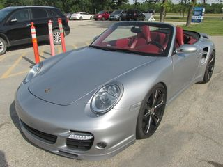 2008 PORCHE 911 TURBO