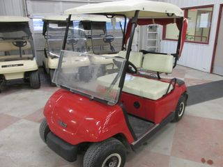 2000 YAMAHA ELECTRIC GOLF CART