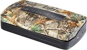 Weston Realtree Edge Vacuum Sealer with Roll Storage and Bag Cutter  Retail 131 75