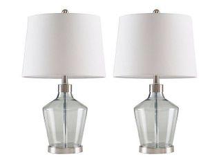510 Design Harmony Table lamp  Set of 2  Retail 96 94