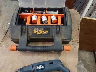 Black   Decker Wizard Rotary Tool with Accessories