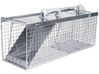 Easy Set large 1 Door Animal Trap