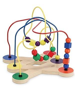Melissa and Doug Kids Toys  Bead Maze