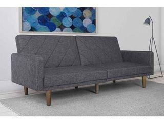 Modern Retro Paxson Sofa Bed  Gray