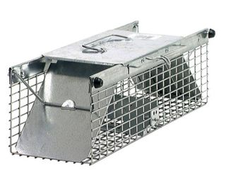 Havahart 1025 live Animal Two Door Squirrel  Chipmunk  Rat  and Weasel Cage Trap