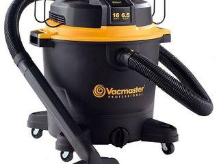 Vacmaster 16gal 6 5 HP Wet Dry Vacuum Cleaner