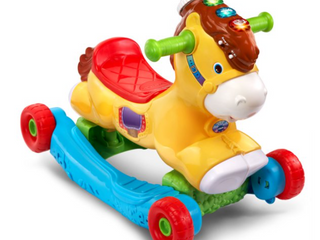 Vtech Infant Rock And Roll Horse