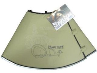 All Four Paws Comfy Cone Pet Collar  XX large  Tan
