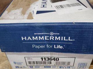 Hammermill Sheet Paper 8 1 2x 11