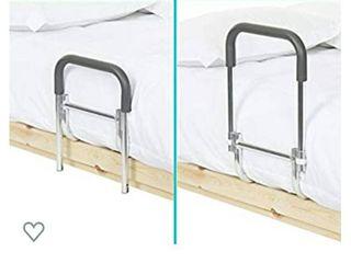 Vive Bed Rail   Compact Assist Railing for Elderly Seniors  Handicap  Kids