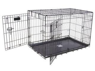 Precision Pet Provalu Dog Crate  2 Door  Small  30 l
