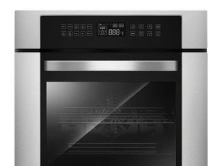 Empava 24  Electric Convection Single Wall Oven EMPV 24WOC02