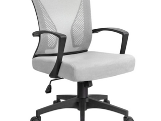 Office Chair  Mesh   Grey