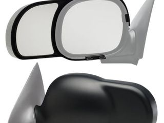 Fit System 81600 Ford F 150 F 250 Towing Mirror   Pair