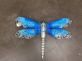 The Curated Nomad Jiminez Metal Dragonfly