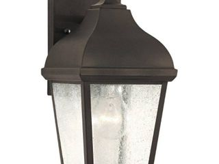 Feiss 1   light Wall lantern  Oil Rubbed Bronze  Retail 93 96
