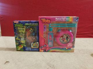 2 SETS OF KIDS GIFT SETS