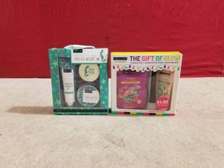lADIES NIGHT IN and GIFT OF GlOW GIFT COMBO