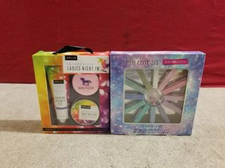 2 SETS OF lADIES GIFT SETS