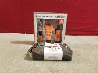 2 SETS OF MENS GIFT SETS