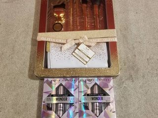 OlIVIA GRACE and MAYBEllINE MAKEUP GIFT SETS