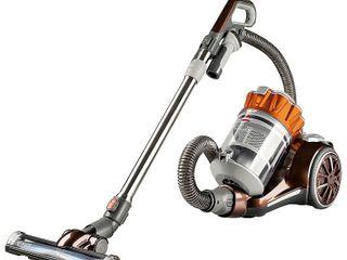 BISSEll Hard Floor Expert Canister Vacuum   Burnt Orange 1547
