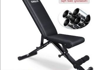 FlYBIRD Weight Bench  Adjustable Strength Training Bench