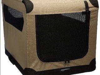 Amazonbasics Folding Soft Dog Crate  30  30