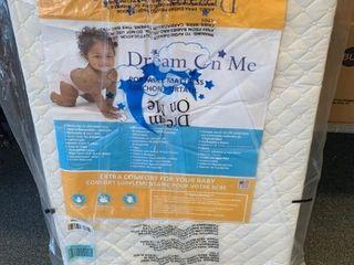Dream on Me portable mattress