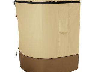 Veranda Outdoor Trash Cart Cover   Classic Accessories