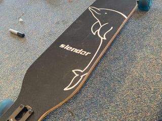 Slendor Free Ride long board