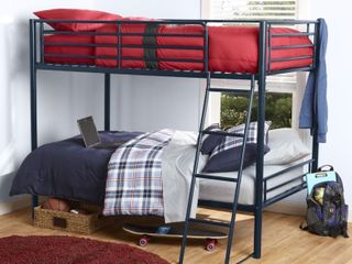 Rebel and rise Chicago Bunk Bed   retail  230