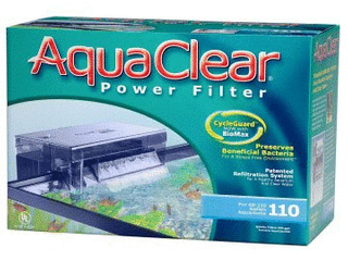 AquaClear 110 Aquarium Power Filter   for 60 to 110 Gallon