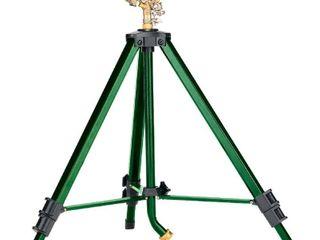 Orbit 58308N Telescoping Tripod Metal Sprinkler