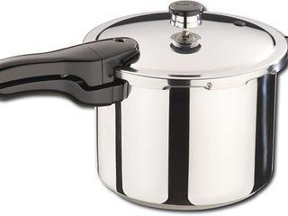 Presto 6 qt  Stainless Steel Pressure Cooker