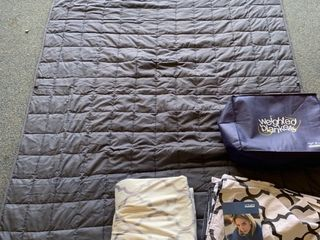 60x80a 3 piece weighted blanket set