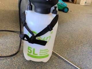 5l Garden Pressure Sprayer