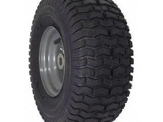 MARASTAR 21446 Craftsman Turf Pneu Tire Asmbl 15X6 00 6