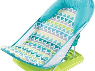 Summer Deluxe Baby Bather  Triangle Stripe