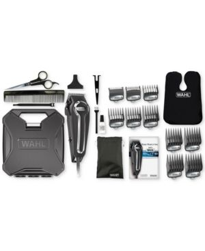Wahl Clipper Elite Pro High Performance Home Haircut   Grooming Kit for Men a Electric Hair Clipper a Model 79602