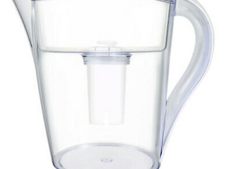 Brita 36398 Monterey Water Filter Pitcher  10 Cup  White   incomplete