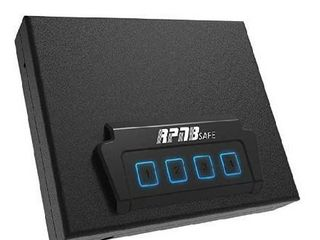 RPNB Portable Security Safe  Quick Access Dual Firearm Safety Device with Quick Reliable Keypad Access