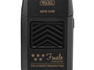 Wahl Professional 5 Star Series Finale Finishing Tool  8164   Great for Professional Stylists and Barbers   Super Close   Black
