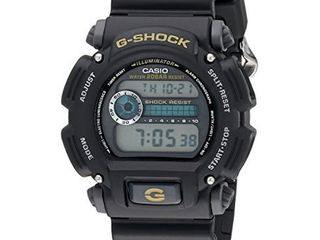 Casio Men s G Shock DW9052 1BCG Black Resin Sport Watch
