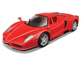 Maisto 1 24 Scale Assembly line Ferrari Enzo Diecast Model Kit  Colors May Vary
