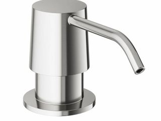 VIGO 10 Ounce Soap or lotion Dispenser  Stainless Steel